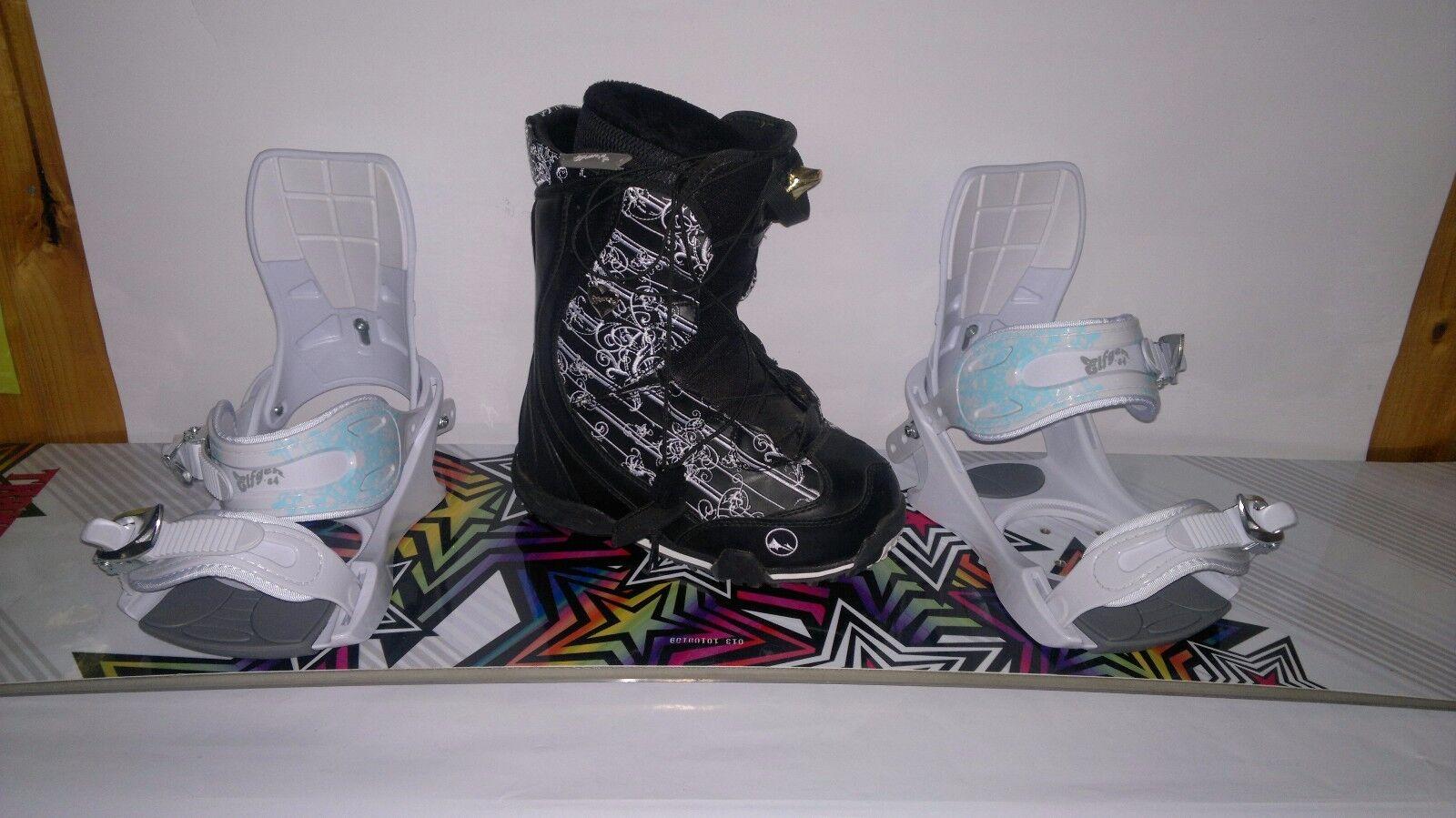 Trans Snowboard auch als Set mit Schuh, Bindung und Tasche, auch für Kinder
