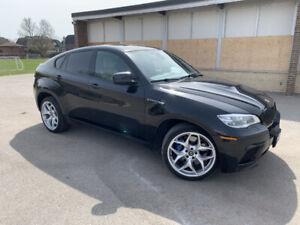 2013 BMW X6 X6M
