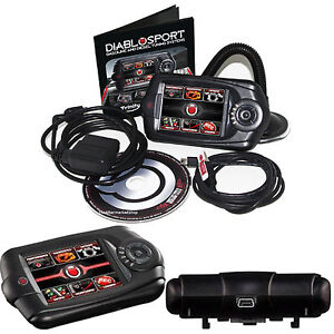 Diablosport Trinity Tuner Monitor Dodge Charger Rt 5 7 V8