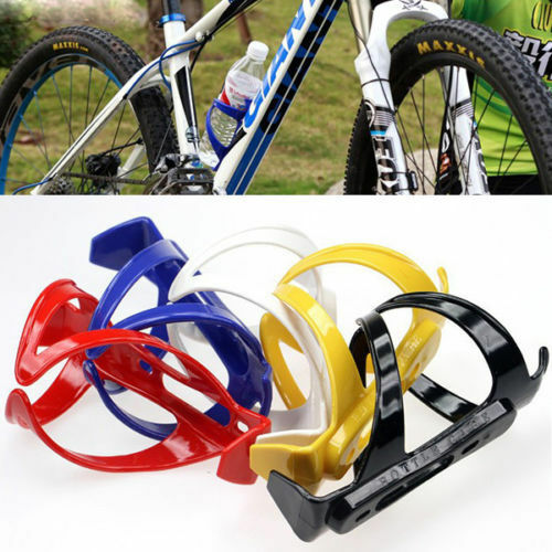 Bicycle MTB Cycling Road Mountain Sport Water Bottle Drinks Plastic Holder Rack