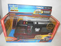 Worx Toys Torch Fire Truck - Full Remote Control Function W/ Remote Ladder -