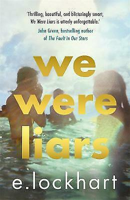We Were Liars, Lockhart, E.,  Paperback