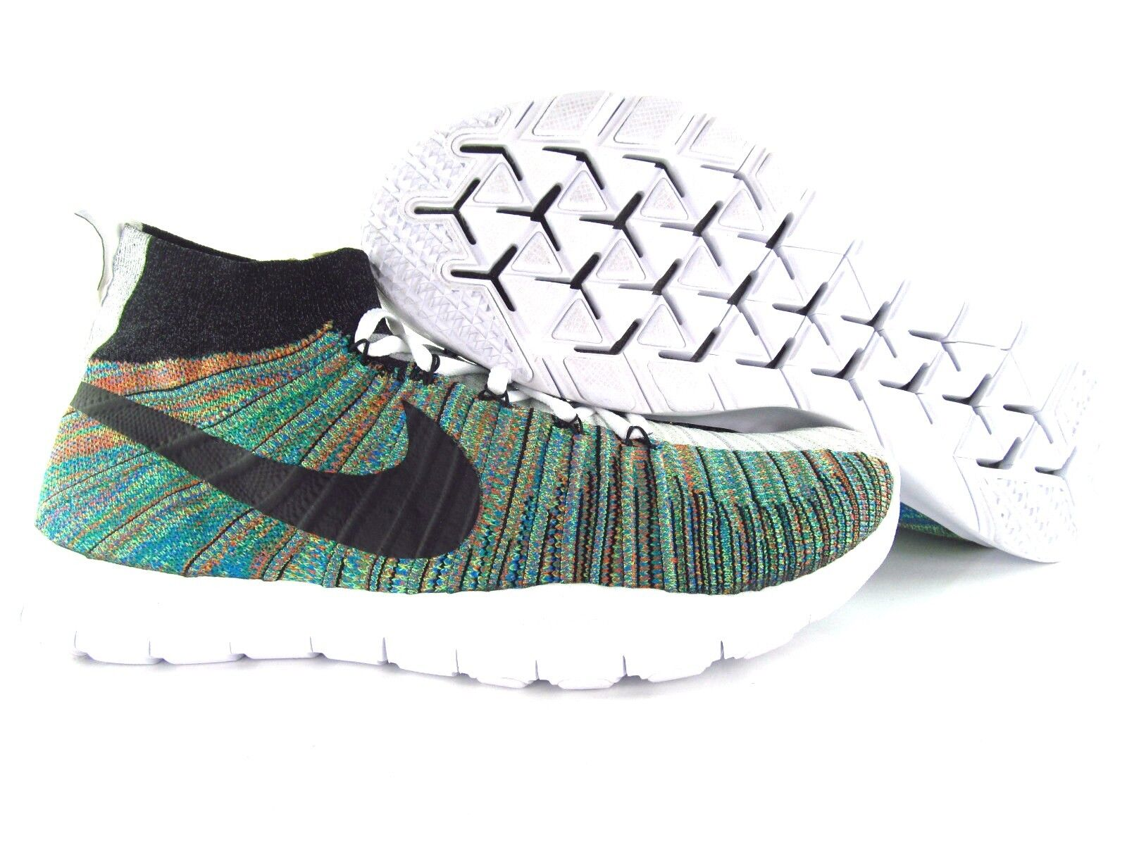 Nike Free TR Force Flyknit Premium Multicolor RT RT RT Riccardo  Tisci US_13  Eur 47.5 f7d191