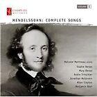 Mendelssohn: Complete Songs, Vol. 1 (2014)