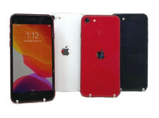 Apple iPhone SE (2020) 64GB 128GB 256GB GSM Unlocked Black/Red/White iOS 4G LTE