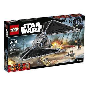 Lego® Star Wars ™ 75154 Tie Striker ™ Nouveau nouveau Ovp Misb