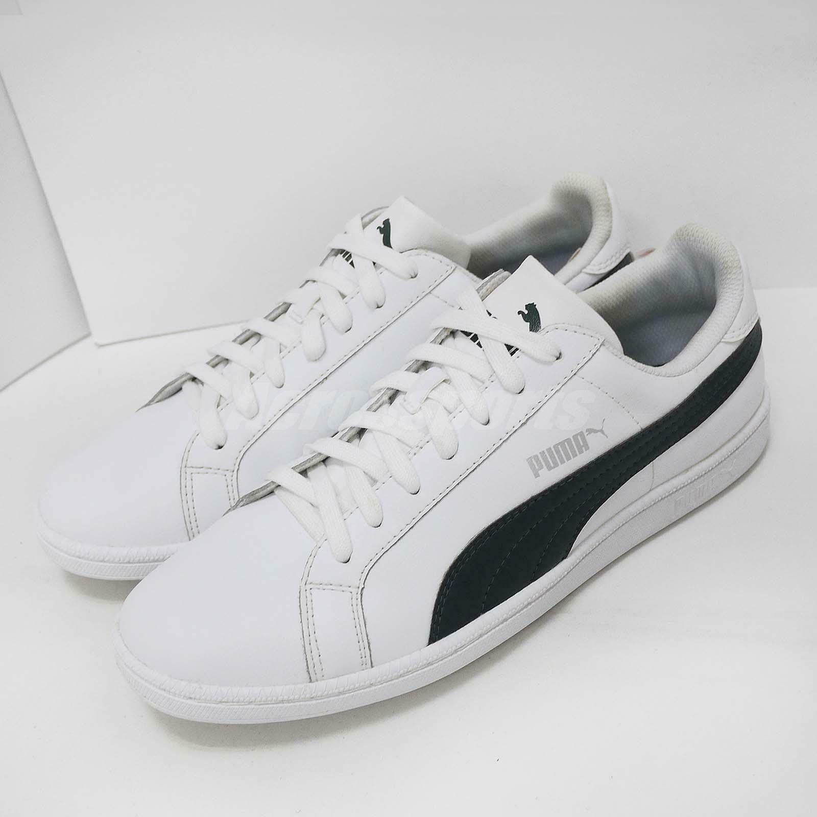 Puma Smash L Pre-owned With Stains Defect DisColoration Men zapatos UK9.5 356722-19