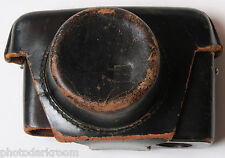 Unknown Japan Camera Case - Fitted Approx. 3D x 5.5W x 3H - VINTAGE C14