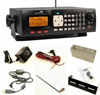 Whistler Ws-1065 Digital Base Mobile Uhf/vhf Police Scanner Fire Safety Skyw