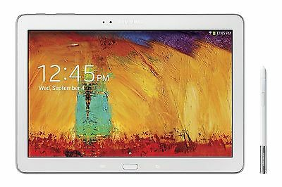 10.1 in Samsung Galaxy Note 2014 Edition SM-P601 Tablet-Wi-Fi +3G 16GB White