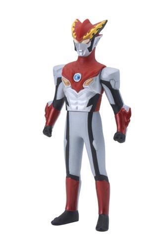 Bandai Ultraman R//B Ultra Hero Series 54 Ultraman Rosso Flame Figure Japan