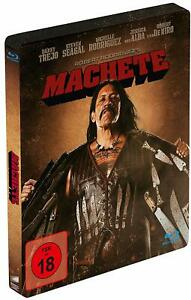 Machete-Limited-Edition-Steelbook-Ungekuerzt-Blu-ray-Neu