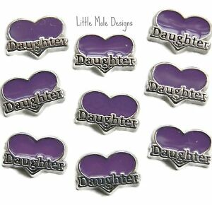 039-Daughter-039-Floating-Charm-for-Living-Memory-Locket-Living-Memory-Charms-Family