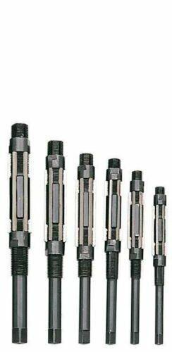 "Hand Reamer Adjustable /& Expandable set of HV-H3 1//4/"" to 15//32/"" 6.35-11.91mm"