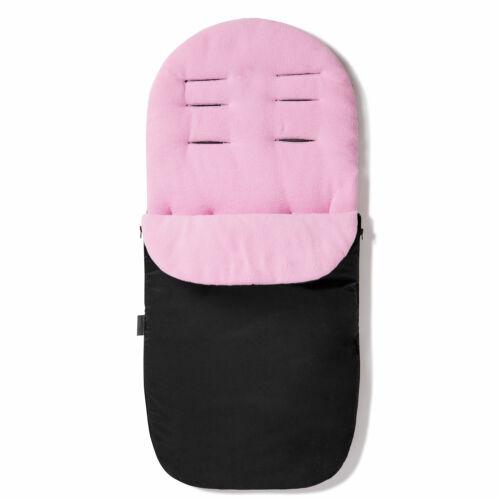 Manchon de Pieds//Cosy Toes compatible avec Joolz Hub-rose clair