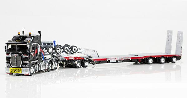 Drake ZT09040 National Transport Lourd-KENWORTH K200 Avec SWINGWING remorque  1 50 Mo  promotions discount