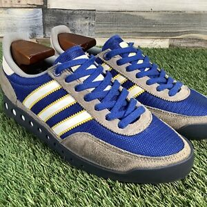 UK7-Adidas-PT-70s-Trainers-Rare-Retro-2013-Originals-Classic-Trefoil-EU41