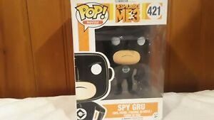 Spy Gru Pop Vinyl Figure Disney #421 Despicable Me 3