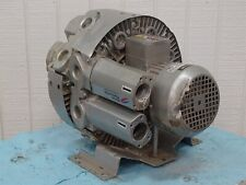 Gardner Denver G Bh7 28h7320 0ah46 7 Side Channel Vacuum Pump