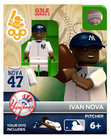 Ivan Nova Mlb York Yankees Oyo Mini Figure G3