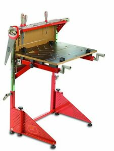 Awesome Details About Red Tool Box Work Bench Red Toolbox T010 F Workbench Caraccident5 Cool Chair Designs And Ideas Caraccident5Info