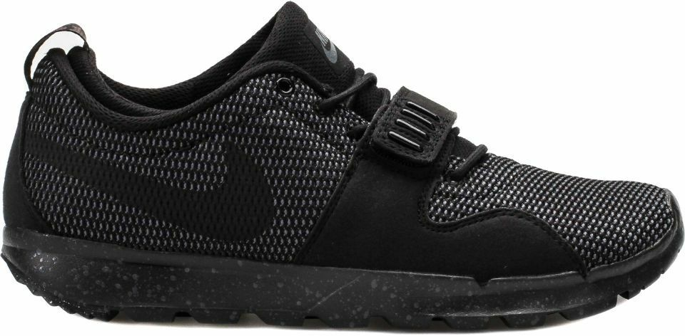 NEW MENS NIKE TRAINERENDOR sz 7 BLACK GRAY ANTHRACITE Sneakers Shoes