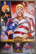 Sting Action Figure Mattel WCW WWE WWF NEW POSTER wrestler wrestling hasbro