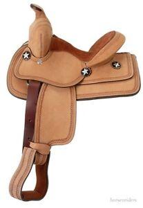 10 Inch Western Saddle - Children&#039