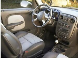Chrysler Lhs Sebring Pt Cruiser Leather Interior Ebay