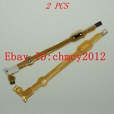 2pcs LENS Aperture Flex Cable For SIGMA 24-135 mm f/1:2.8-4.5 Canon Interface