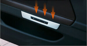 For-BMW-5-series-F10-2011-2014-Car-seat-adjustment-memory-switch-cover-trim-1PC