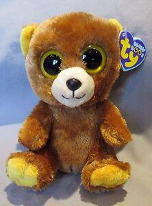 HONEY the Brown Bear - TY Beanie Boo 6
