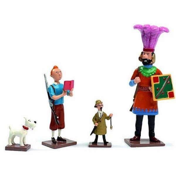 Tintin demande le Permis de Chasse - Tintin Kuifje original from Pixi Paris with
