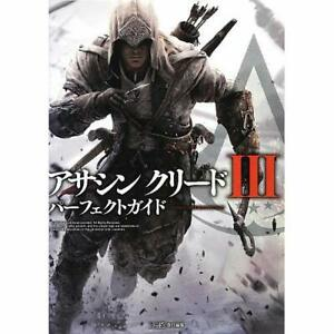 Assassin-039-s-Creed-III-Perfect-Guide-capture-book-of-Famitsu-Japanese-book