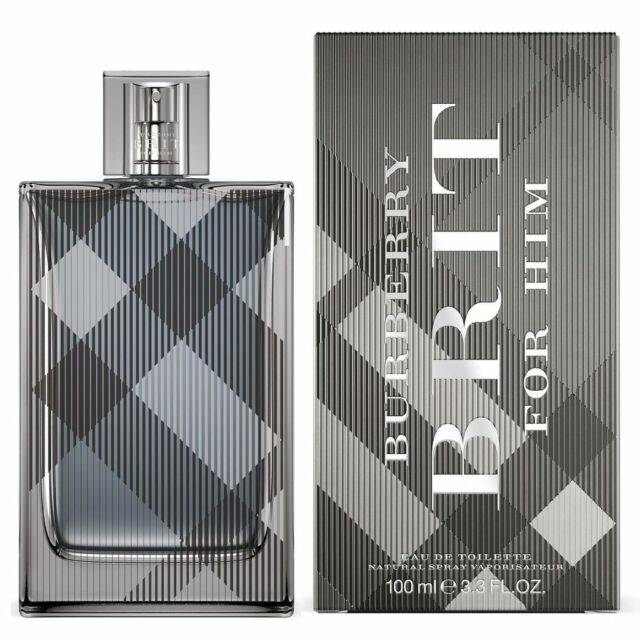 BURBERRY BRIT 100ML EDT MEN