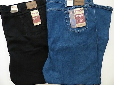 Wrangler Rugged Wear Relaxed Fit Jean