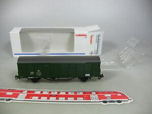 AP459-0-5-Maerklin-H0-AC-PMS-6308-47362-Postmuseumswagen-1997-NEM-KK-NEUW-OVP