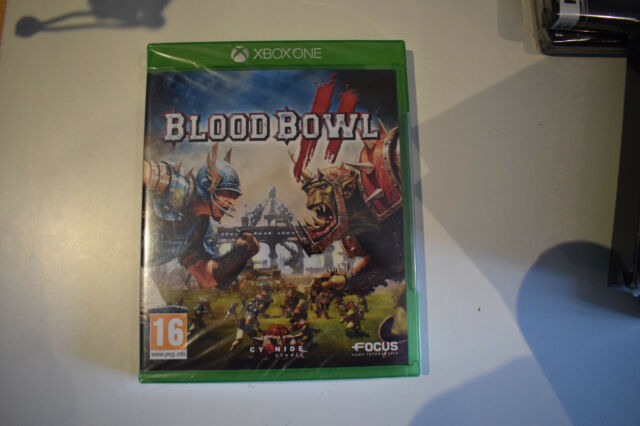 Blood Bowl 2 II Xbox One New