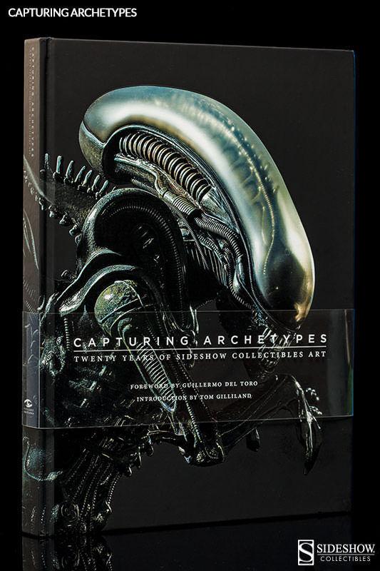 Capturing Archetypes - Libro acerca de 20 Años Sideshow Collectibles Art - Nuevo