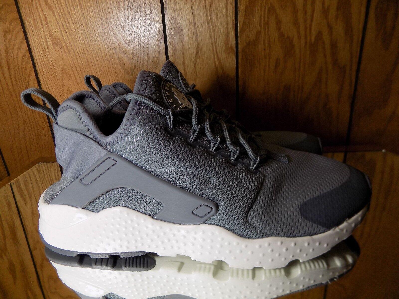Nike Air Huarache Run Ultra Women's Shoes Cool Grey 819151-006 s. 8.5