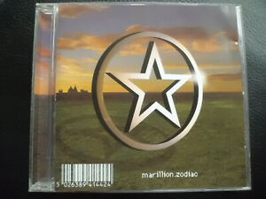 Marillion-ZODIAC-CD-1999-Hardrock-Prog-Rock-RARE