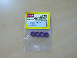 RG001 Team Academy RC Spares Front /& Rear Damper Shock Tower Stay New In Packet