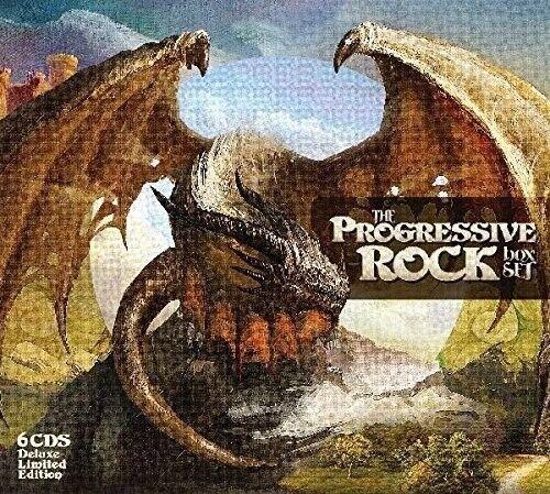 Various Artists - Progressive Rock Box [New CD] Boxed Set, Argentina - Import