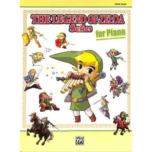 The Legend of Zelda Series Noten für Klavier 38601-9780739082966