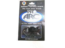 Champ Penguin ProArc Replacement Plastic Baseball Cleats Black PB100 FAST AD1