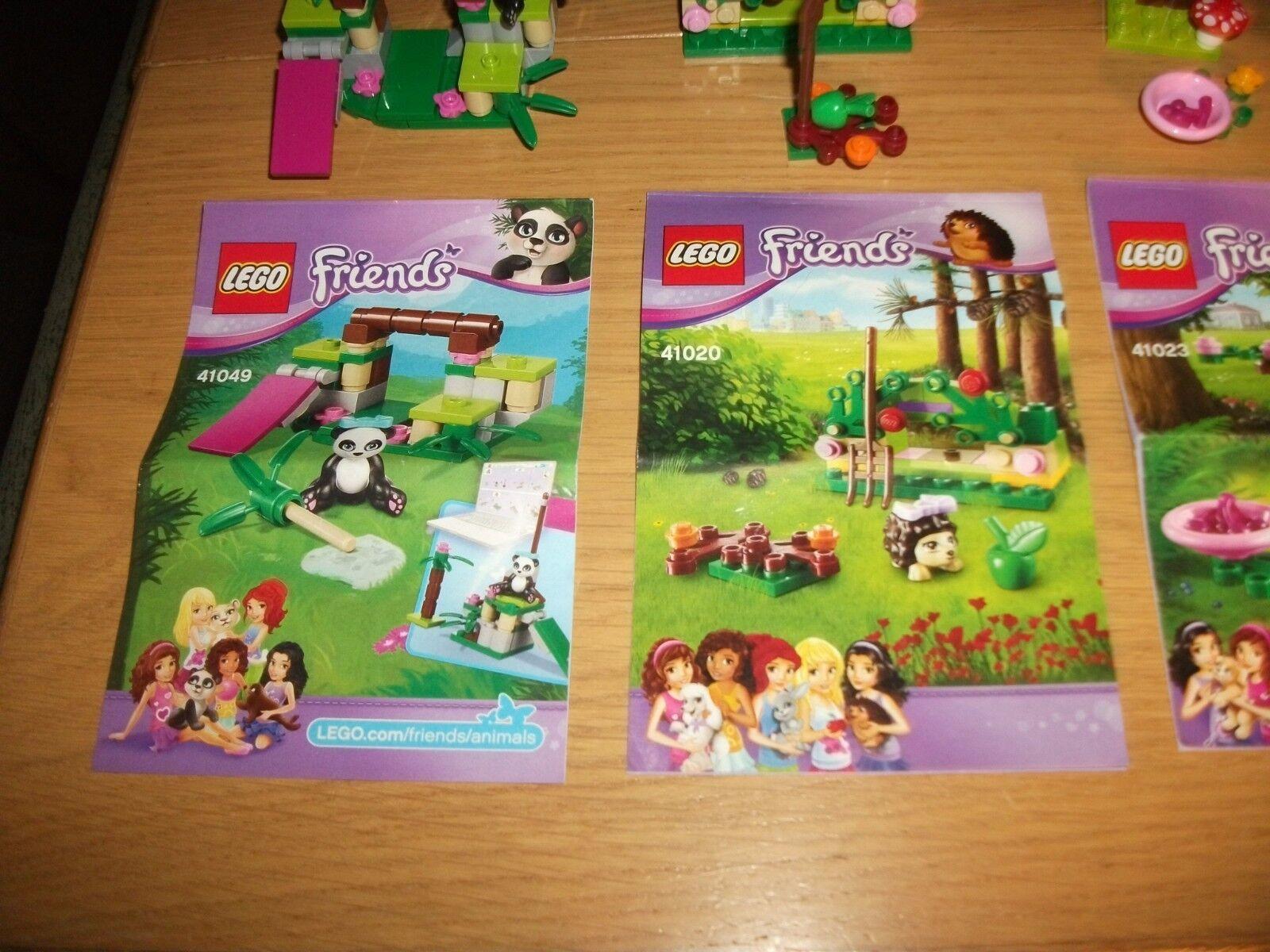 Lego - Friends Nr. 41023 41023 41023   41049   41020   41047   41000 mit BA 28bbc6
