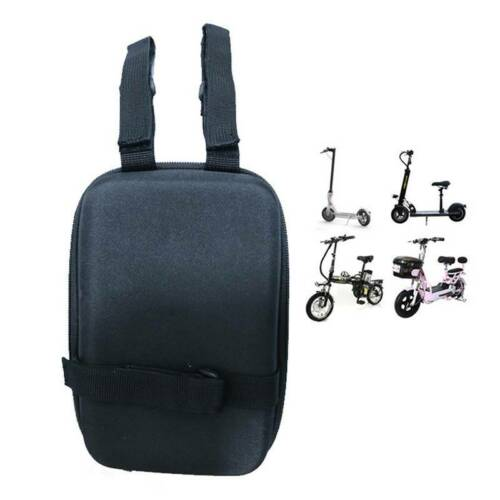 1PC Cycling Bag Bicycle Hanging Bag Pouch Head Bag Cellphone Bike Front Pack FM