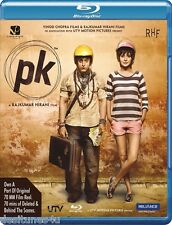 PK - OFFICIAL BOLLYWOOD BLU RAY[AAMIR KHAN][P.K]