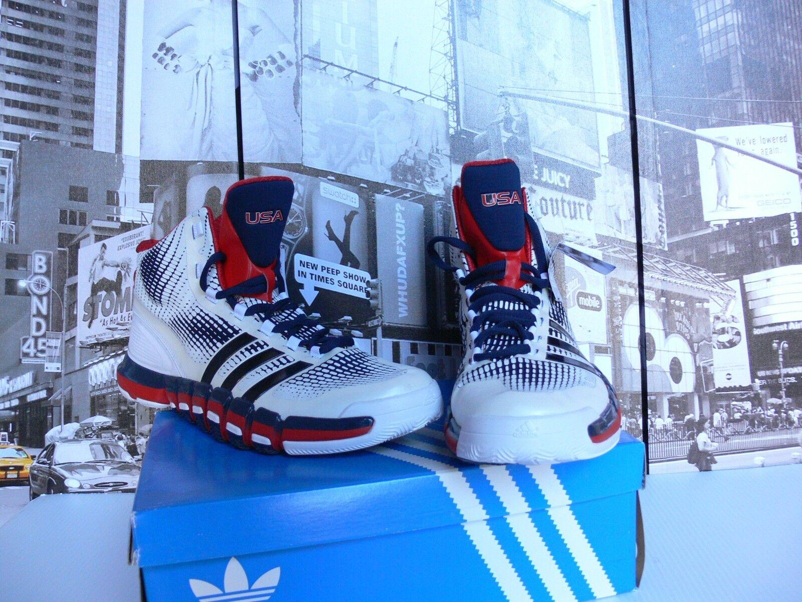 Adidas AS SMU adipure CRAZY USA SIZE US 18   Rare