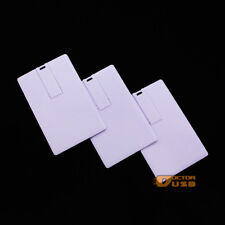 20 Pack 256 MB USB Flash Pen Drive Thumb Stick Credit Card Suit for Customized